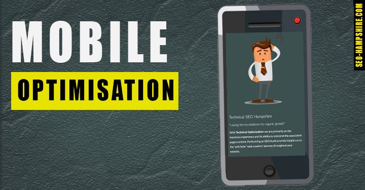 Mobile Optimisation Service - SEO Hampshire