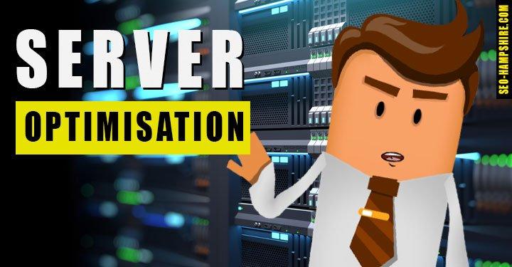 Web Server optimisation for website performance - SEO Hampshire