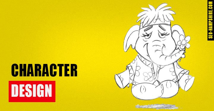 Character Design & Animation Services - SEO Hampshire