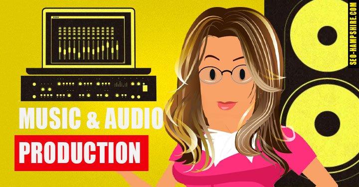 Audio Production & Music Service
