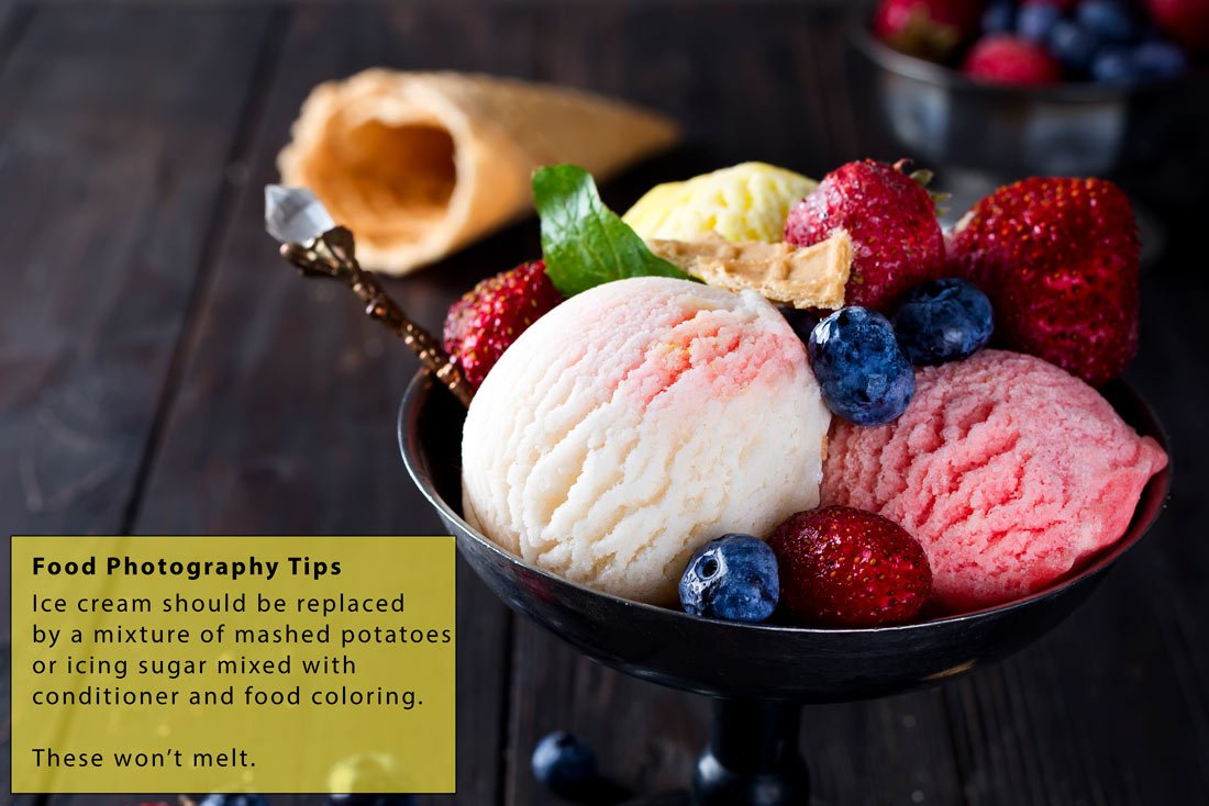 Food Photography and Photoshop Services - SEO Hampshire