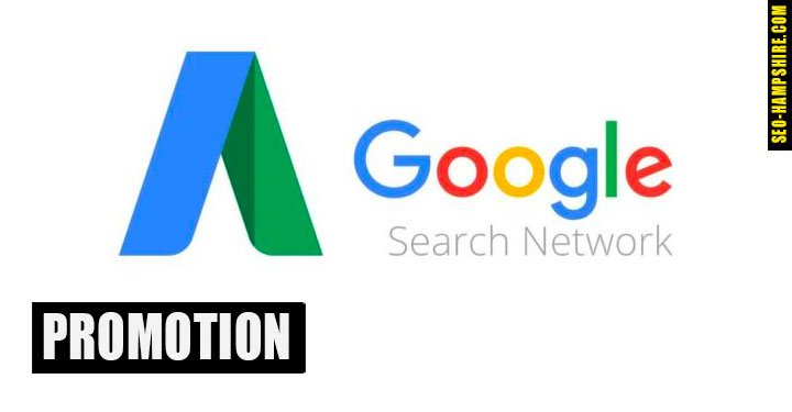 Google Adwords Search Network Promotion - SEO Hampshire
